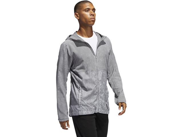 adidas OWN The Run Jacket Men grey three